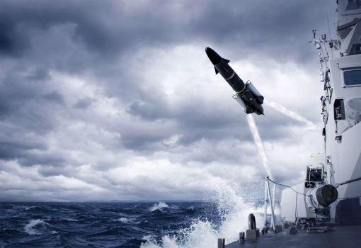 Racheta anti-navă RBS15 MK3