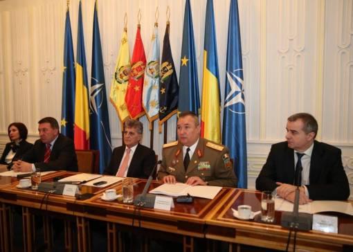 General-locotenent Nicolae Ciucă - Şeful Statului Major General