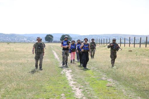 Parasutisti romani - Batalionul 630 Parasutisti Smaranda Braescu
