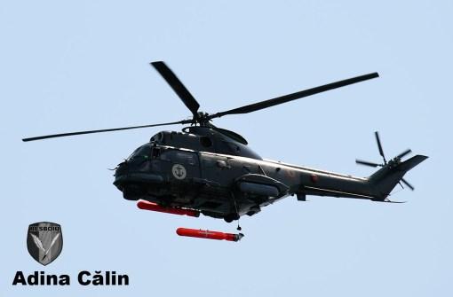 Puma Naval, lansare torpilă de exerciţiu