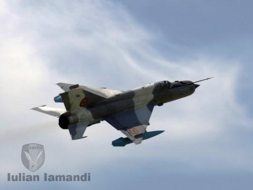 MiG-21 LanceR C 6087, Lancier de Borcelona