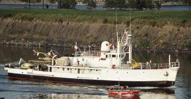 Calypso, nava de cercetare ştiinţifică - Montreal 1980