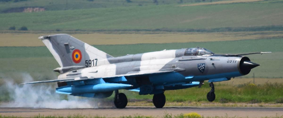 MiG-21 LanceR