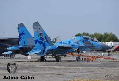 Suhoi Su-27 - Ucraina