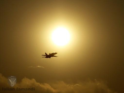EF-18 Hornet la BIAS 2016