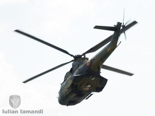 """IAR-330 Puma M """"77"""", AeroNautic Show 2016"""