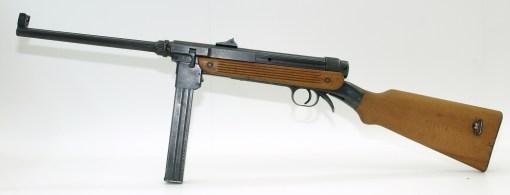 Pistol-mitralieră Oriţa