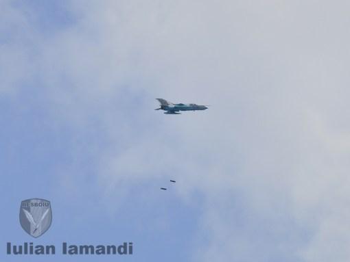 MiG-21 LanceR C, Noble Jump 2017