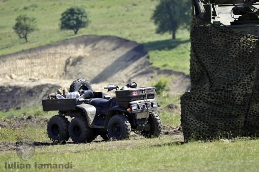 Noble Jump 17 - ATV Polaris norvegian