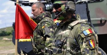 Operator de Forte pentru Operatii Speciale