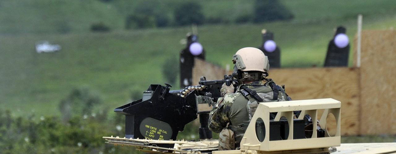 Operator de Forte pentru Operatii Speciale, Exercitiul Noble Jump 17