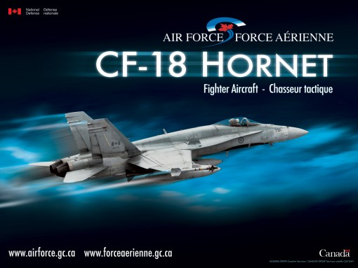 CF-18 Hornet Canada
