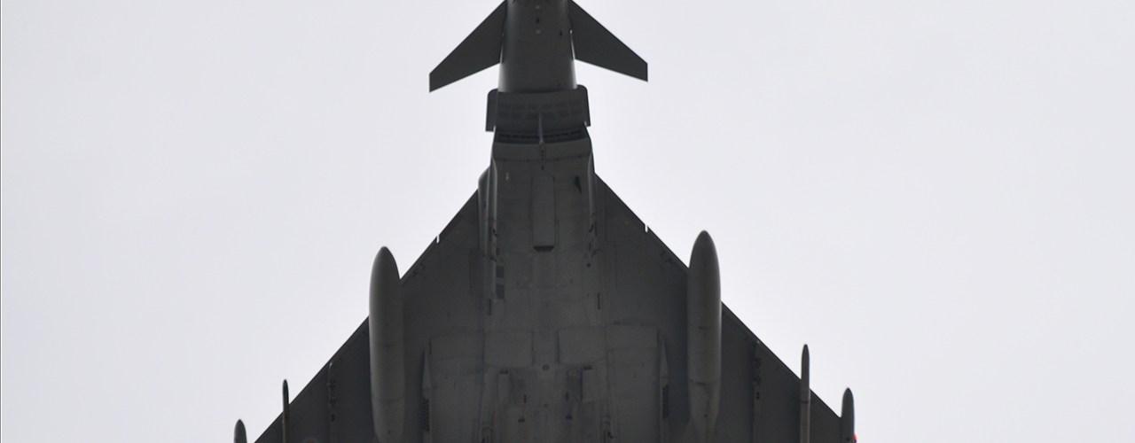 Eurofighter Typhoon - Saber Guardian 17 - Argedava Saber 17