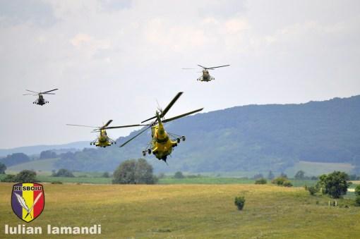 IAR-330 Puma SOCAT, Saber Guardian 17 - Getica Saber 17
