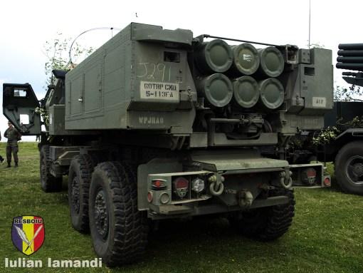 Oshkosh M1089 FMTV HIMARS