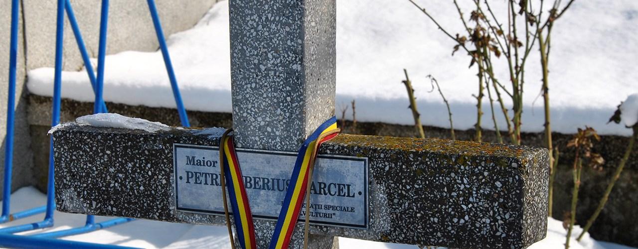 Maior pm Petre Tiberius Marcel