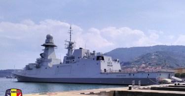 Fregata FREMM F595 Luigi Rizzo
