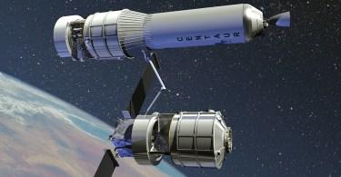Remorcherul cosmic Jupiter - concept al Lockheed Martin