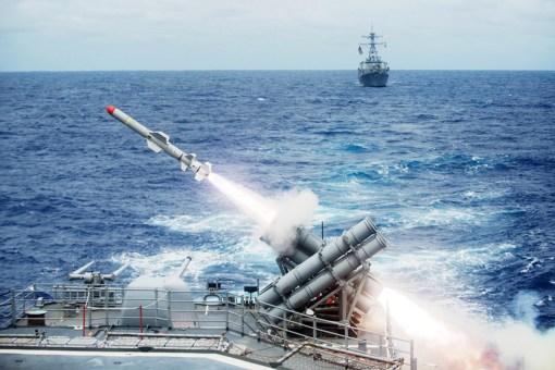 Racheta Boeing Harpoon