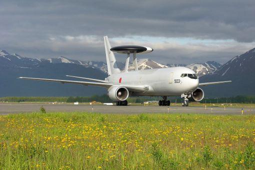 Boeing E-767 AWACS