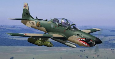 A-29 Super Tucano dominican