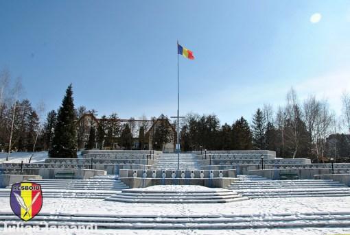 Cimitirul Eroilor - Târgu Mureș