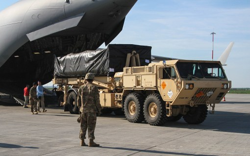 Terminal High Altitude Area Defense (THAAD)