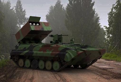 Vânător de tancuri al MBDA cu PGZ, MSPO 2018