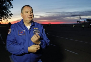 Șeful Roscosmos - Dmitry Rogozin