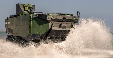 FNSS ZAHA Marine Assault Vehicle