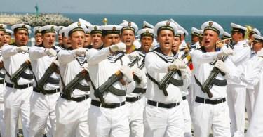 Marinari militari din Forțele Navale Române