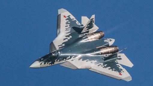 Suhoi Su-57