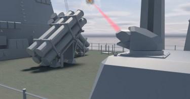 F124 – laser weapon demonstrator