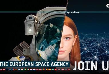 Agentia Spatiala Europeana recruteaza astronauti