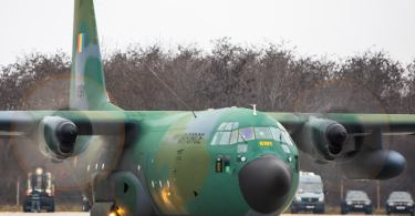 C-130 Hercules - Foto: Bogdan Pantilimon
