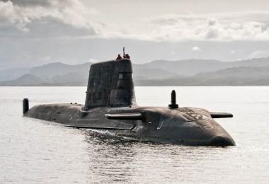 Submarin Nuclear de Atac clasa Astute