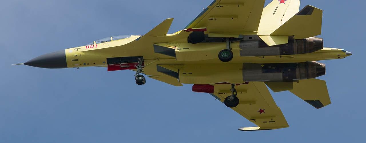 Suhoi Su-30SM2