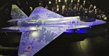 Suhoi Su-75 Checkmate