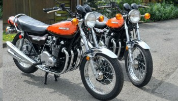 New Harris Exhaust Systems For Classic Bikes Rescogs