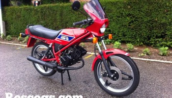 Classic 1982 Honda CX500 Turbo Up For Auction   ResCogs