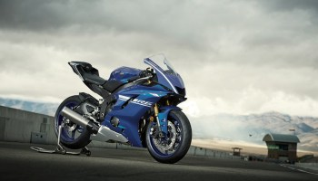 The Gorgeous New 2017 Yamaha YZF-R6 - ResCogs com