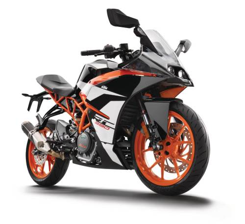 small resolution of budget traveller ktm 1050 adventure ckd review motor trader source 2017 ktm rc 390 front right