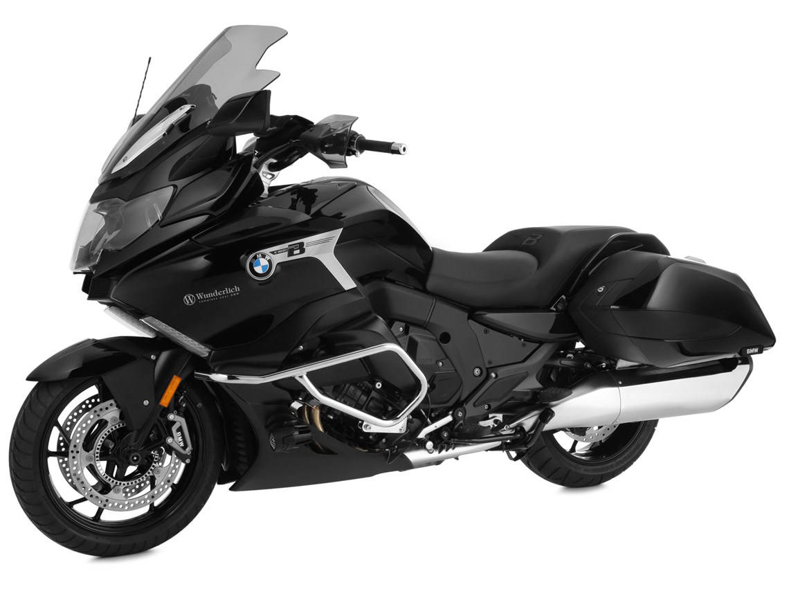hight resolution of larger wunderlich ergo 2 screen for the bmw k1600 bagger