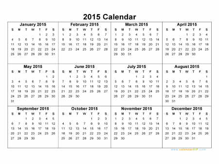 2015 – What a Year