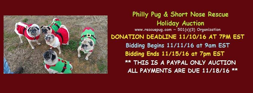 2016 Holiday Auction