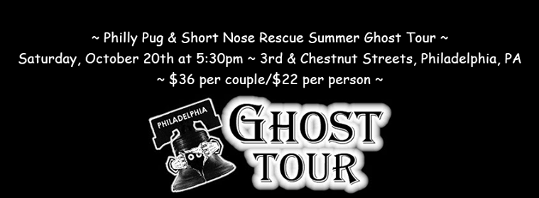 Ghost Tour – Canceled