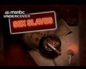 Sex slaves in america on msnbc