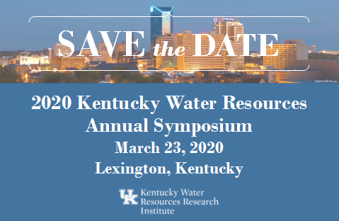 2020 Symposium Save the Date March 23, 2020