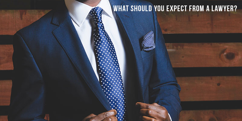 What Should You Expect From A Lawyer Research And