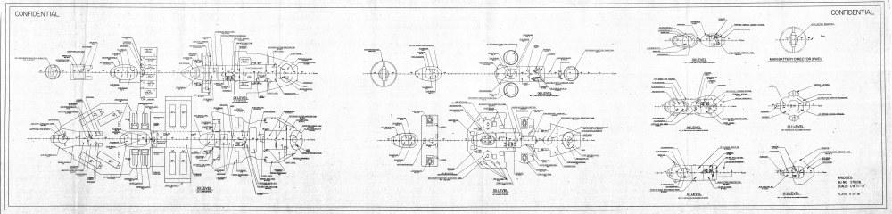 medium resolution of uss iowa bb 61 sheet 5